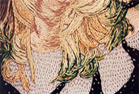 Rachel Embroidery Detail